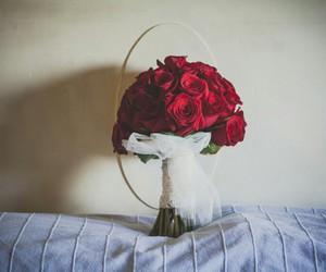 flores, rosas, and ramo image