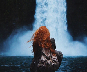 beautiful, hair, and travel image