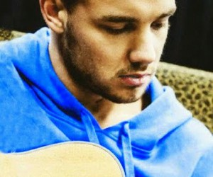 guitar, liam, and one direction image