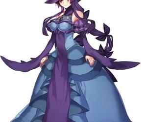 pokemon, dragalge, and gijinka image