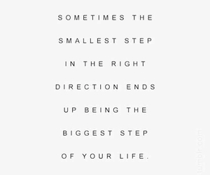 black and white, quote, and quotes image