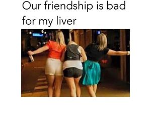 friendship, funny, and post image