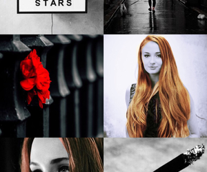 aesthetic, red, and sophie image