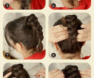 diy, fashion, and hairstyle image