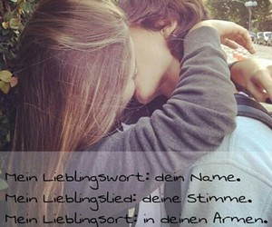 liebe, sweet, and true image
