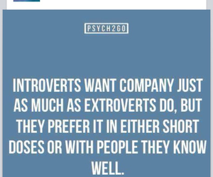 an, facebook, and introvert image