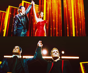 capitol and the hunger games image