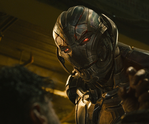 Marvel, ultron, and age of ultron image