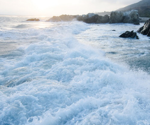 beautiful, surf, and water image