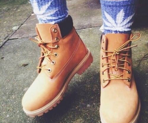 shoes, timberland, and huf image