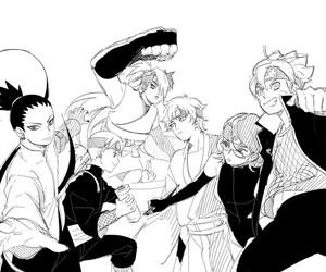 naruto, anime, and chouchou image
