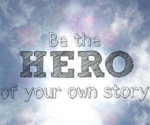 hero, quote, and story image