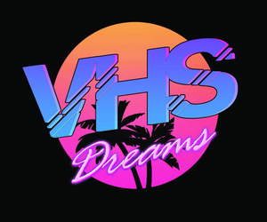 80s, retro, and vhs image
