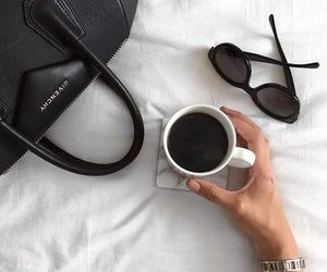 coffee, essentials, and Givenchy image