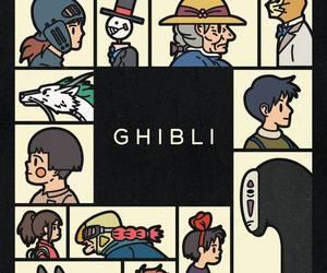 ghibli, anime, and totoro image