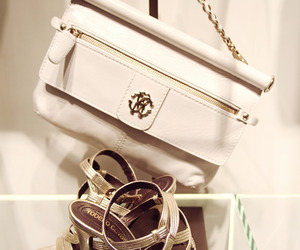 bag, fashion, and Roberto Cavalli image