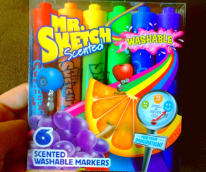 smelly markers image