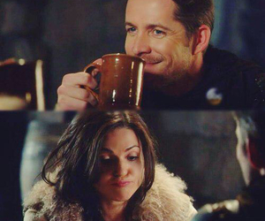 once upon a time, outlaw queen, and lana parrilla image
