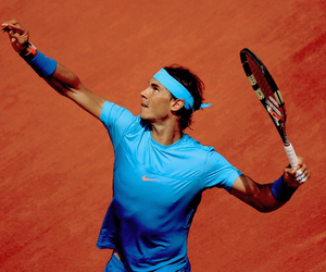 tennis, nadal, and sport image