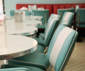 50s, decor, and vintage image