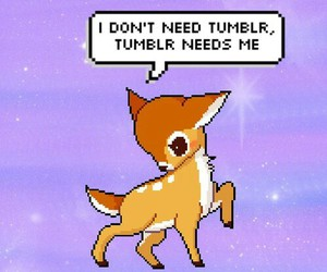 bambi and tumblr image