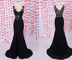 evening dresses, prom 2015, and party dresses image
