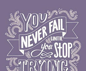 quote, fail, and stop image