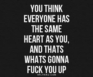 quote and heart image