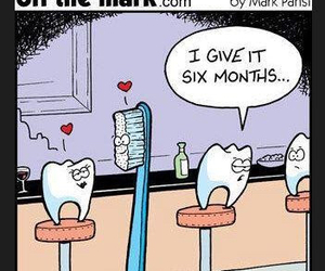 dentist and tooth brush image