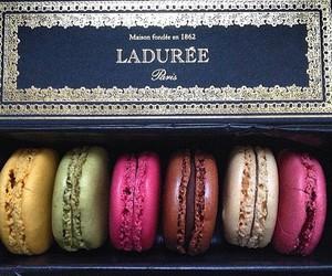 food, paris, and pink image