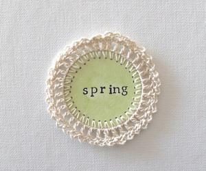 art, crochet, and girly image