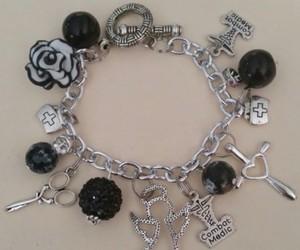 nurse's charm bracelet image