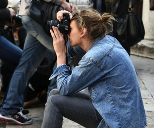 Jamie Campbell Bower, photography, and camera image