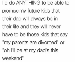 divorce, family, and quotes image