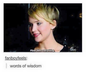 book and Jennifer Lawrence image