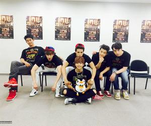 chansung, junho, and wooyoung image