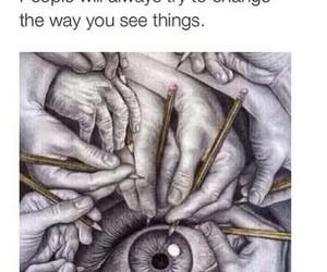 change, people, and eye image