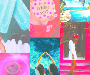 bright, Collage, and pale image