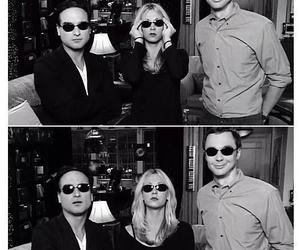 big bang theory, sheldon, and sunglasses image