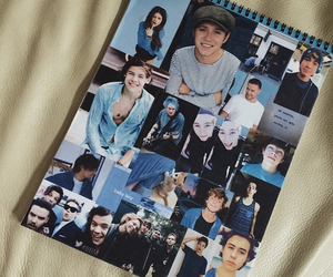 girly, notebook, and 5sos image