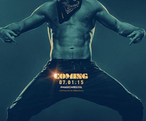 channing tatum, magic mike xxl, and movie image