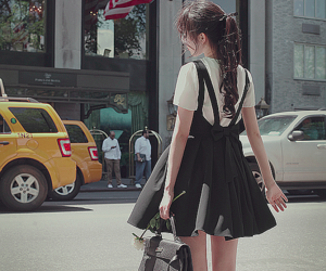style, fashion, and korean fashion image
