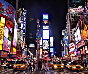 city, travel, and usa image