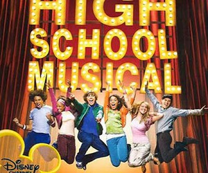 high, musical, and school image