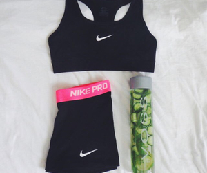 fit, workout clothes, and fitness image