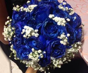 azul, buque, and casamento image