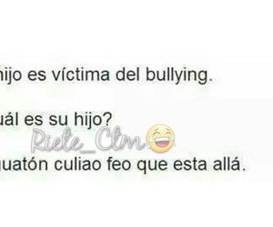 espanol, P, and bullying image