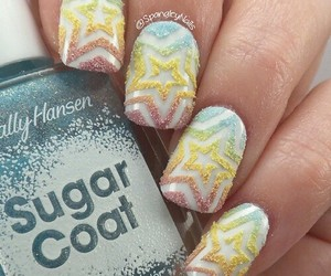 colors, fashion, and nails image