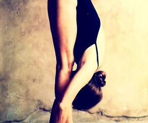 ballerina, black, and classic image