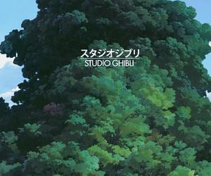 studio ghibli, anime, and art image